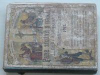 Pane, zůstaň s námi, neb se připozdívá - Kalendář 1917