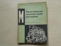 Trčka, Zich - Ochrana motorových vozidel proti požárům (1962)