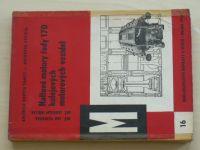 Ventruba,  Müller - Naftové motory řady 170 kolejových motorových vozidel (1964)