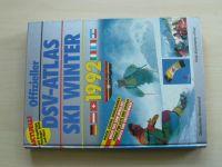 Offizieller DSV-Atlas Ski Winter 1992