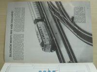 ABC D6 - Vystřihovací modely staveb do modelového kolejiště velikosti T T a N (1988)