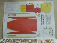 ABC D8 - Vystřihovací modely lodí (1989)