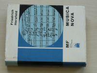 Herzfeld - Musica nova (1966)