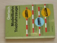 Gerlach - Modellbahn Triebfahrzeuge - Tipen und Daten international (1967)