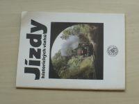 Jízdy historických vlaků (1989)