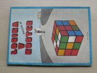 Logika v kostce - Magazín MF (1982) Rubikova kostka, hlavolamy, počítače...