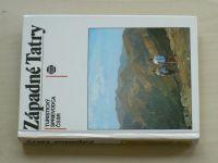 Turistický sprievodca ČSSR 7 - Západné Tatry (1981) slovensky