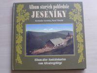 Growka, Vinklát - Jeseníky - Album starých pohlednic (2002) česky, německy