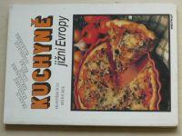 Šulc - Kuchyně jižní Evropy (1992)