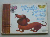 Jílková - Myška, jezevčík a dubové dveře (1977)