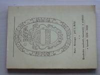 Kroupa, Bílý - Brněnští sochaři, kameníci a zedníci v letech 1570 - 1620 (1987)