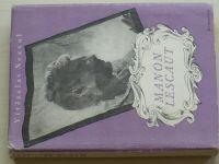 Nezval - Manon Lescaut (1946)