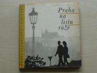 Noha - Praha na listu růže (1966) foto Čechtlová