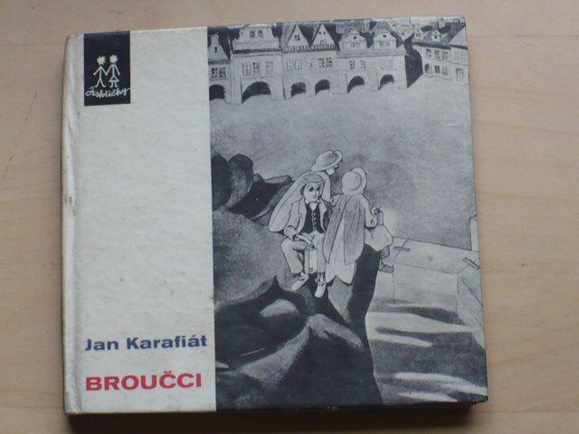 Jan Karafiát - Broučci (Albatros 1970) ed. Jiskřičky