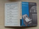 Řezáčová - Radostná událost (1947) obálka Toyen
