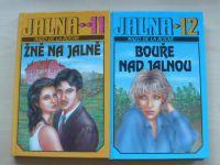 de la Roche - Jalna 1-16 (1991-1995) 16 knih