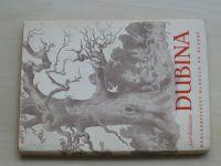 Goldmann - Dubina (1946) kresby Židlický