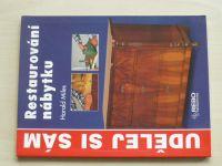 Miles - Restaurování nábytku (2002) Udělej si sám