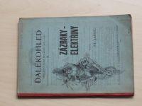 Jaroš - Zázraky elektřiny (1901) Dalekohled