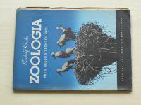 Klačko - Zoologia pre II. triedu stredných škol (1950) slovensky