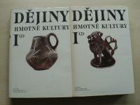 Dějiny hmotné kultury I. (1,2) Kultura každodenního života od pravěku do 15.st. (1985)