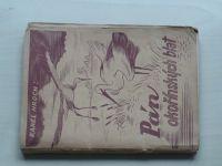 Hroch - Pán okořínských blat (1943) Povídka o čápu a jiných obyvatelích blat