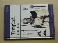 Nicholsonová - Templáři 1120 - 1312 ((2008) Osprey