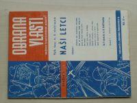 Pplk. Hartman - Naši letci  - Obrana vlasti sv.3. (1936)