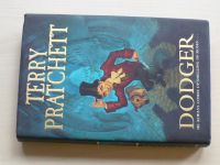 Pratchett - Dodger - He always comes up smelling of roses... (2012) anglicky