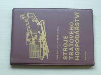 Jelínek a kol. - Stroje traťového hospodářství (1983)