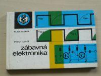 Lencz - Zábavná elektronika (1978) Edice Jak?