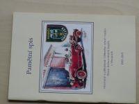Pamětní spis - 120 výročí vzniku Dobrovolných hasičů v Honicích (1993-2006)