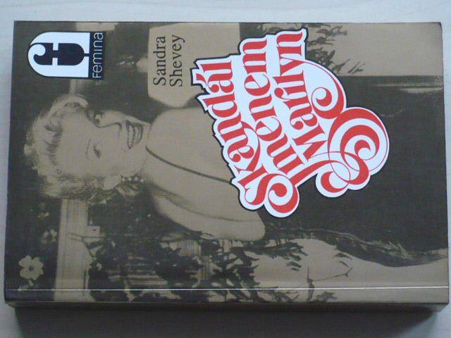 Shevey - Skandál jménem Marilyn (1992)