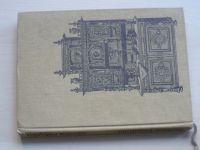 Halabala - Výroba nábytku - tvoraba a konstrukce (SNTL 1969)