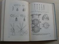 Maslennikov, Rapiport - Letadlové pístové motory 1.,2. (1955)