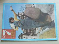 Sedmička pionýrů 1-52 (1975-76) ročník IX. (chybí čísla 2, 22, 34-35, 48 čísel)