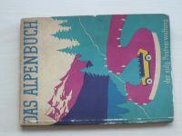 Das Alpenbuch der eidg. Postverwaltung  (Schweiz Bern)