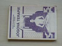 Kuvalayananda, Vinekar -  Jógová terapie (1990)