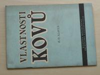 Slavin - Vlastnosti kovů (1952)