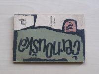 Stanev - Černouška (1964) Příběh lišky