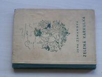 Zemanová - Zelená Karkulka - Příběhy děvčátka (1947)