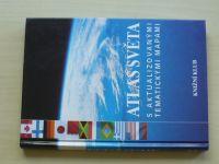 Atlas světa s aktualizovanými tematickými mapami (1998)