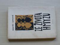 bratří Čapkové - Ze života hmyzu - Komedie o třech aktech s předehrou a epilogem (1958)