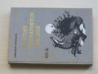 Hubálek - Ze stínů karpatských pralesů - Díl II. (1939) il. Židlický