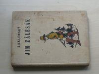 Kalenský - Jim zálesák - Románek z pustin severní Ameriky (1932)