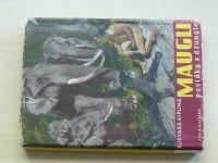 Kipling - Maugli - povídky z džungle (Vilímek 1947) il. Burian