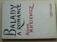 Mickiewicz - Balady a romance (1952) il. Svolinský