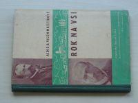 Mrštíkové - Rok na vsi (1939)