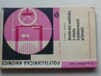 Novák - Amatérské součástky a stavba tranzistorových přijímačů (1965)