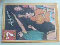 Sedmička pionýrů 23 (1975) ročník VIII.